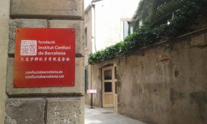 Instituto Confucio Barcelona