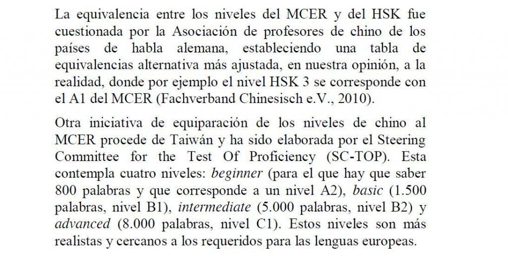 Un estudio de la Universidad Autónoma de Barcelona señala las diferencias entre los exámenes HSK del Instituto Confucio y los exámenes TOCFL de Taiwán